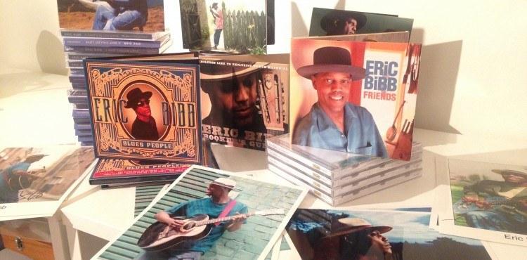 Eric Bibb - Limited offer 2015/09