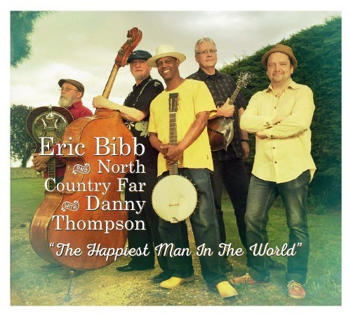 Eric Bibb - The Happiest Man in the World